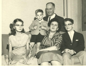 Family 1957 or 1958