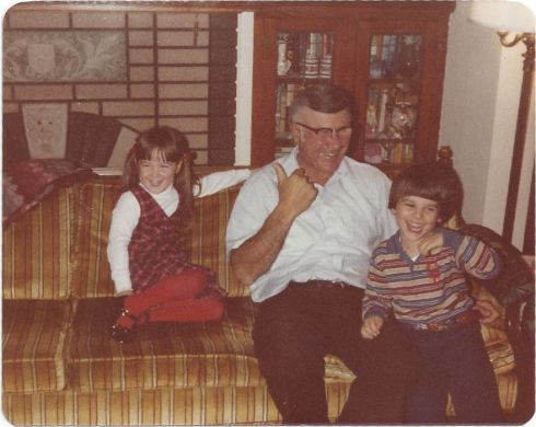 uncle george and kids-4