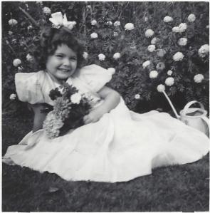 Aunt Josephine and me-1