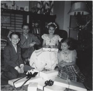 Aunt Josephine and me-2