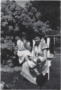 Aunt Josephine and me-6