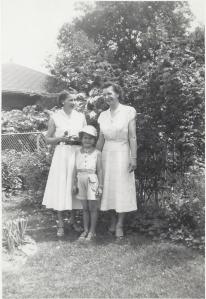 Aunt Josephine and me2-2