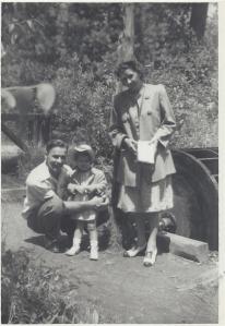 Aunt Josephine and me2-3