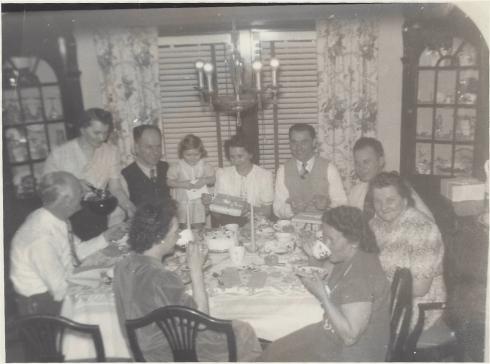 Uncle Joe, me, carol, and army-6